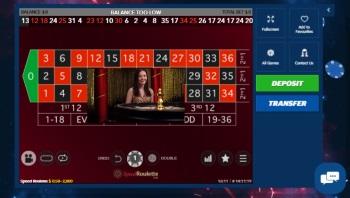Speed roulette online
